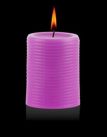Aihio Aino Aalto® kynttilä fuksia