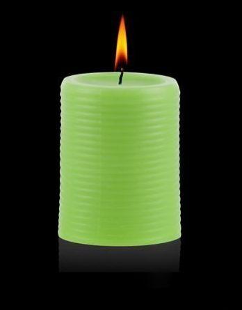 Aihio Aino Aalto® kynttilä lime