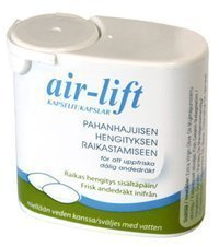 Air-lift kapselit 40 kpl
