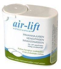 Air-lift kapselit 40 kpl