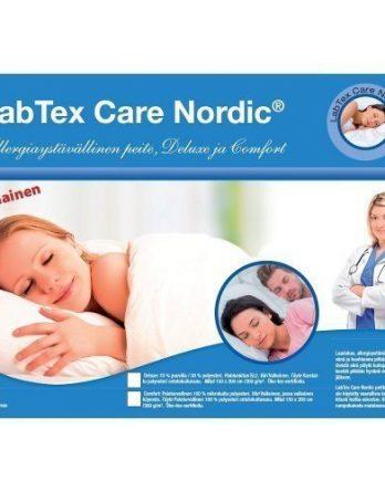 Allergiaystävällinen peite Comfort 1 kpl LabTex Care Nordic®