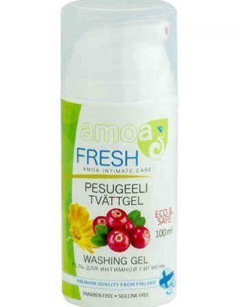Amoa FRESH pesugeeli 100 ml