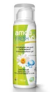 Amoa Fresh intiimipesugeeli 100 ml