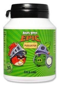 Angry Birds Epic Puolustus 50 purutablettia
