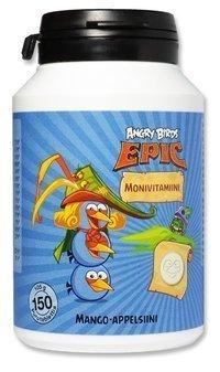 Angry Birds Epic monivitamiini 150 purutablettia