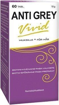 Anti Grey Vivid 60 tablettia