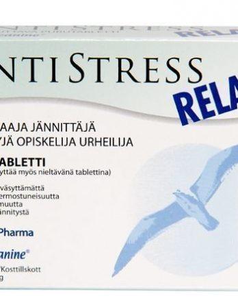 AntiSTRESS Relax 40 tabl