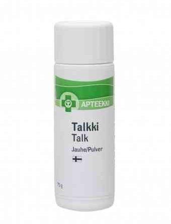 Apteekki Talkki 75 g