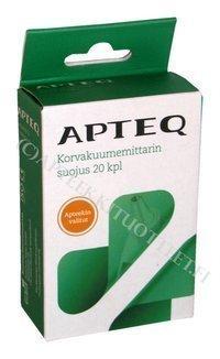 Apteq Korvakuumemittarin suojus 20 kpl