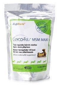 Aptus Glyco-Flex MSM Maxi täydennysrehuvalmiste 60 purutablettia