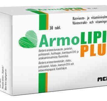 ArmoLIPID PLUS 30 tablettia