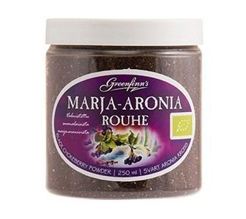 Aroniarouhe LUOMU 250 ml Greenfinns