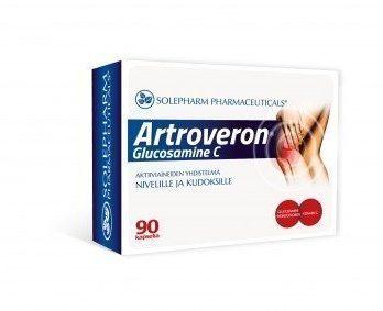 Artroveron Glucosamine C 90 kapselia