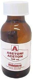 Asetoni 100 ml