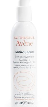 Avène Anti-redness Dermo-cleansing milky fluid 300 ml