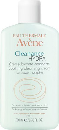 Avène Cleanance HYDRA Soothing Cleansing Cream 200 ml