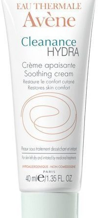 Avène Cleanance HYDRA Soothing Cream 40 ml