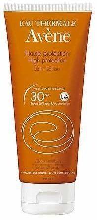 Avène High Protection Lotion SPF 30 100 ml