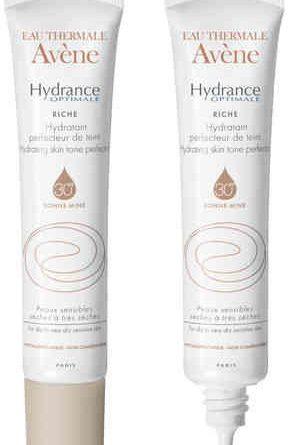 Avène Hydrance Optimale Hydrating Skin Tone Perfector Rich 40 ml