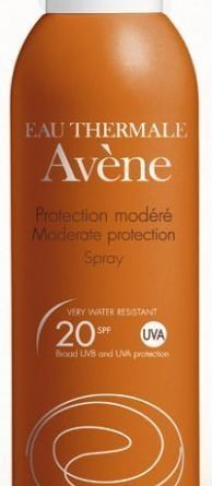 Avène Moderate Protection Spray SPF 20 200 ml