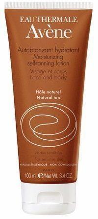 Avène Moisturising Self-Tanning Lotion 100 ml