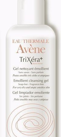 Avène Trixéra+ Emollient and Cleansing Gel 400 ml