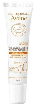Avène Very High Protection Cream for Sensitive Areas SPF 50+ 15 ml