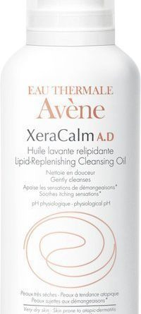 Avene XeraCalm A.D Lipid-Replenishing Cleansing Oil 400 ml