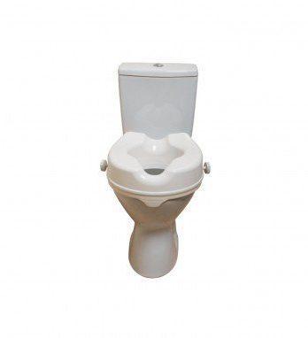 Bärbar Toalettsitsförhöjare 1 kpl