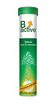 B-Active pore 20 tabl.