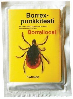 BORREX- borrelioositesti 1 kpl Duopharma