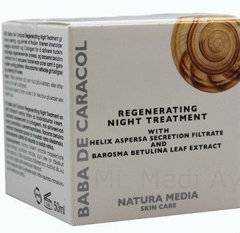 Baba De Caracol Regenerating Night Treatment-etanavoide 50ml