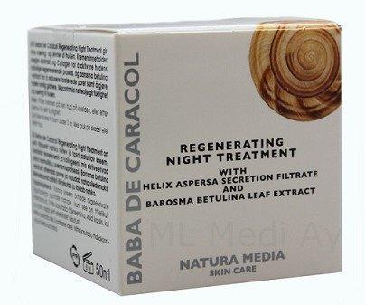 Baba De Caracol Regenerating Night Treatment-etanavoide 50ml