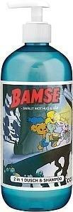 Bamse 2-In-1 Suihku & Shampoo Mustikka 500 ml
