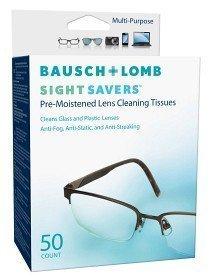 Bausch & Lomb Sight Savers 50 kpl