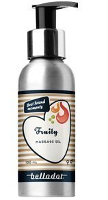 Belladot Massage Oil Fruity 100 ml