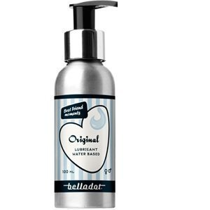 Belladot Waterbased Original -liukuvoide 100 ml