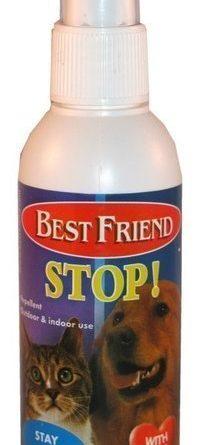 Best Friend Stop kissa/koirakarkoite 100 ml spray