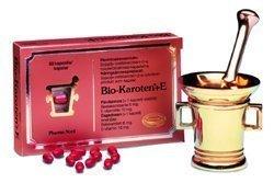 Bio-Karoten + E 60 kaps.