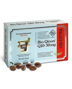 Bio-Qinon Q10 30 mg 150 + 30 kaps.