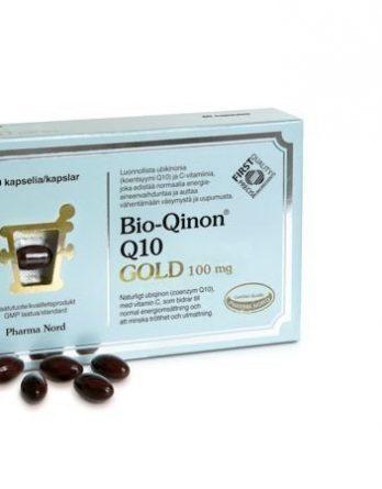 Bio-Qinon Q10 GOLD 100 mg 60 kaps