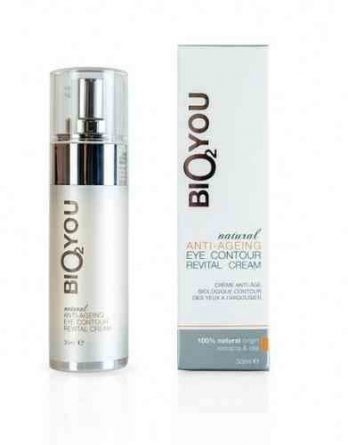 Bio2You Natural Anti-Ageing Tyrni-kollageeni silmänympärysvoide 30 ml