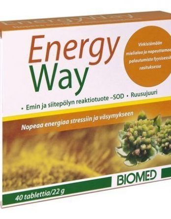 Biomed EnergyWay
