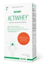 Biomedin ActiWhey heraproteiini 400 g