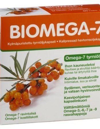 Biomega-7 60 kaps