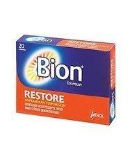 Bion3 Immun Restore 20 tablettia