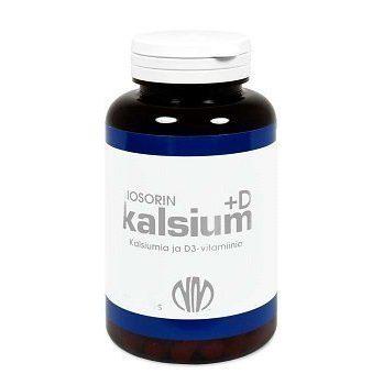 Biosorin Kalsium + D3 120 kaspelia