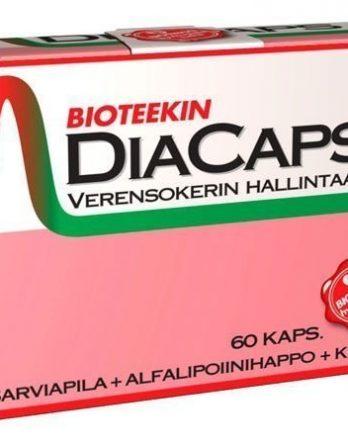 Bioteekin DiaCaps
