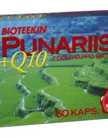 Bioteekin Punariisi+Q10