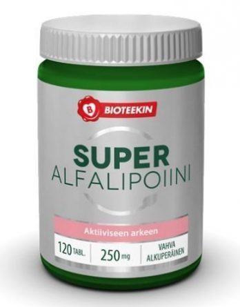 Bioteekin Super Alfalipoiini